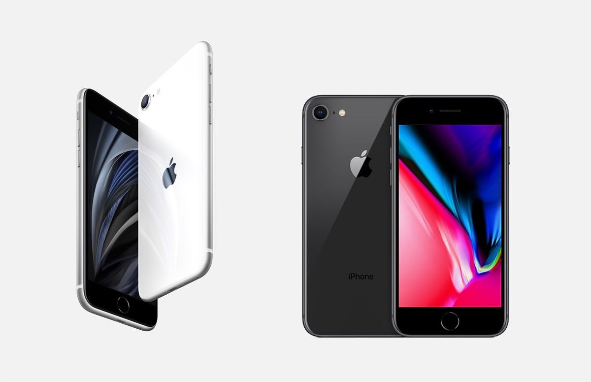 Prijzen iPhone SE 2020